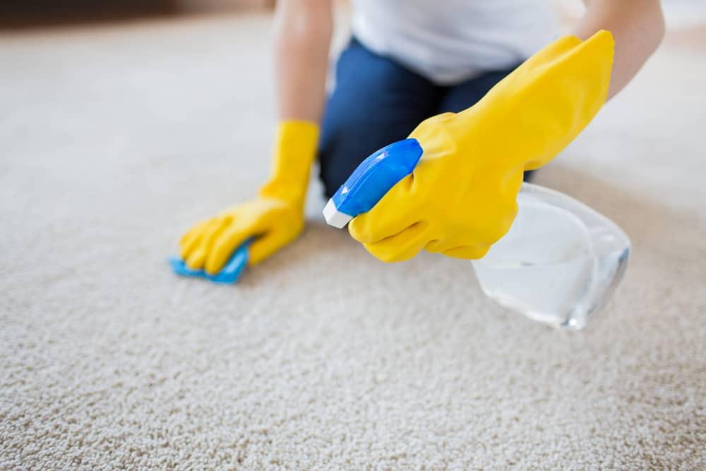 شستن فرش